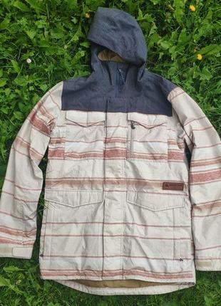Чоловіча лижня куртка, парка burton dhakathermolite snowboard jacket