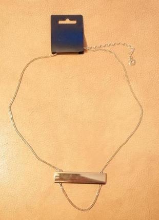 Колье подвеска украшение подарок ожерелье