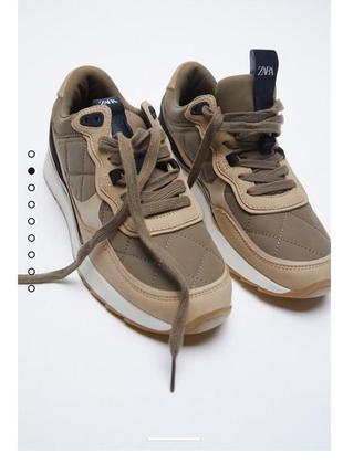 Новые женские кроссовки зара с официального сайта новая коллекция размер 39