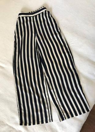 Крутенні літні штанішки в полоску vero moda розмір м/l