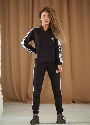 Спортивный костюм adidas: олимпийка и штаны