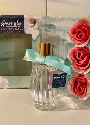 🏴 grace lily магнолия туалетная вода и мыльные лепестки