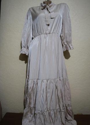 Красивое элегантное платье shein размер l