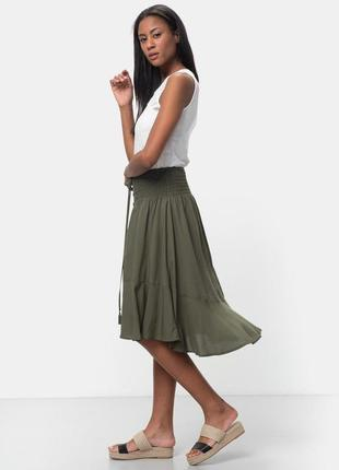 Интересная летняя юбка тех2 фото