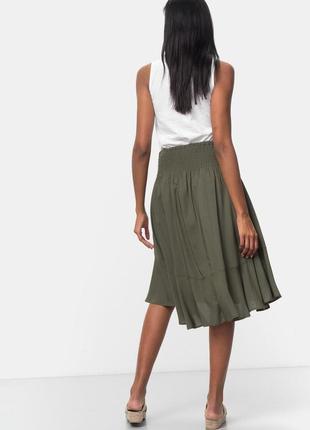 Интересная летняя юбка тех3 фото