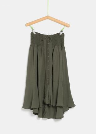 Интересная летняя юбка тех5 фото
