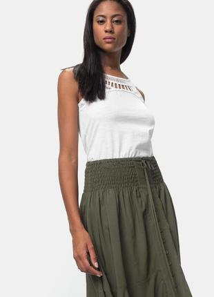 Интересная летняя юбка тех4 фото