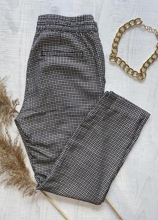 Штаны джогеры на резинке h&m