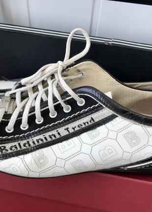 Baldinini кроссовки на шнурках