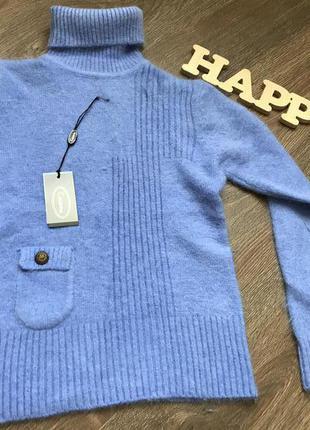 Новий ангоровий светр