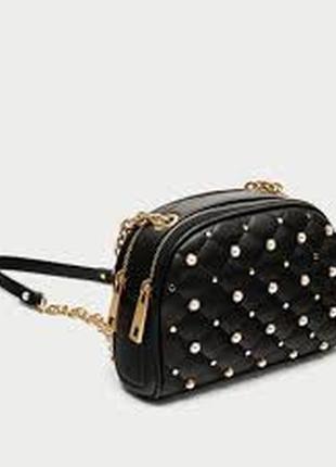Zara сумка кросбоди