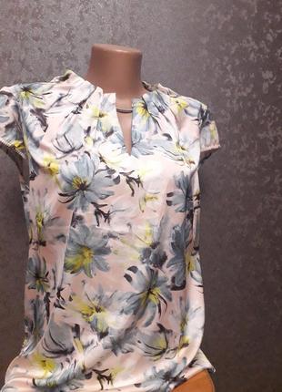 Летняя легкая блуза