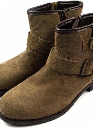 Стильные женские ботинки торговой марки la halle
