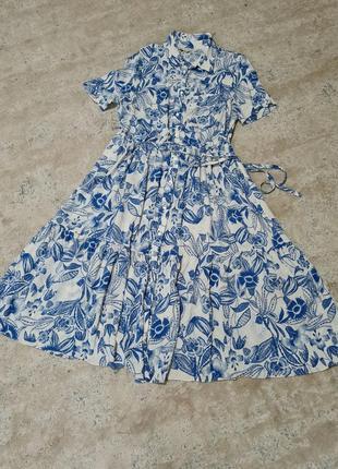 Брендовое платье f&f класса люкс размер л, хл
