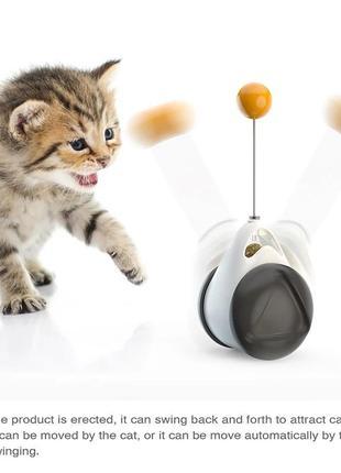 Игрушка-неваляшка для кошек
