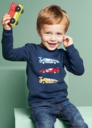 Свитер пуловер рост 110-116 tchibo тсм