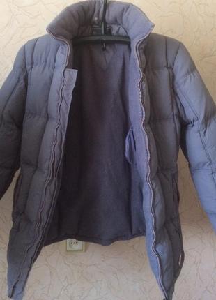 Пуховик/куртка зимняя от spinney club, размер 46/m