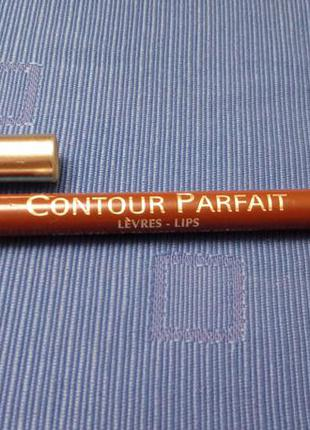 Контур для губ l'oreal contour parfait 631 sierra brown