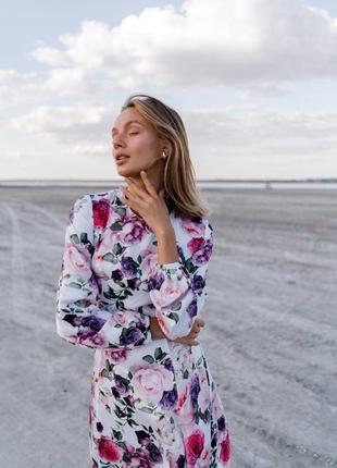 Платье «шакира цвети»