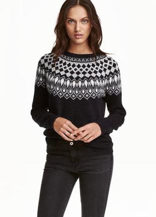 В наличии фирменный свитер h&m размер xs-s h&m, состояние новое