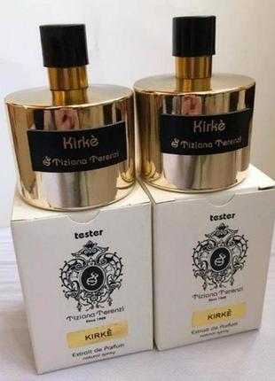 Uae          парфюмированная вода tiziana terenzi kirke тестер made in uae