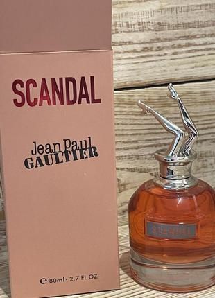Женский парфюм jean paul gaultier scandal made in uae