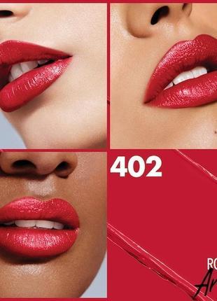 💋в наличии💋 губная помада make up for ever rouge artist lipstick2 фото
