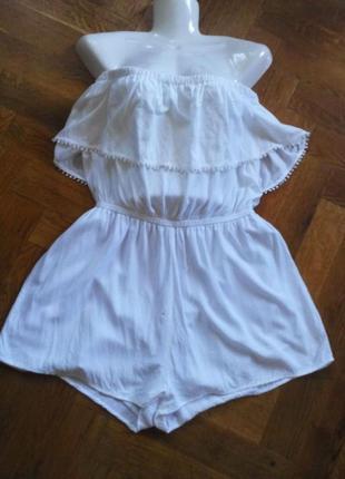 Комплект, набор с трех вещей: ромпер, блузка и штаны
