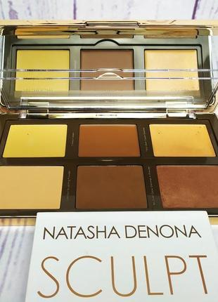 Палетка для щек natasha denona