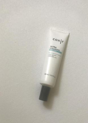 Coxir ultra hyaluronic emulsion ультраувлажняющая эмульсия с гиалуроновой кислотой