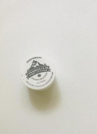 Маска очищающая поры с канадской глиной neogen canadian clay pore cleanser, 10 г