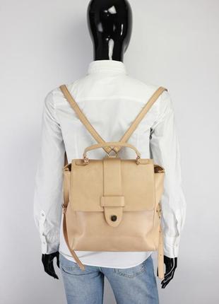 Фирменный стильный рюкзак
