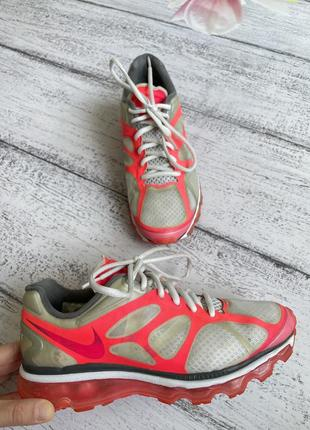 Крутые кроссовки nike air max 38 (25см стелька)