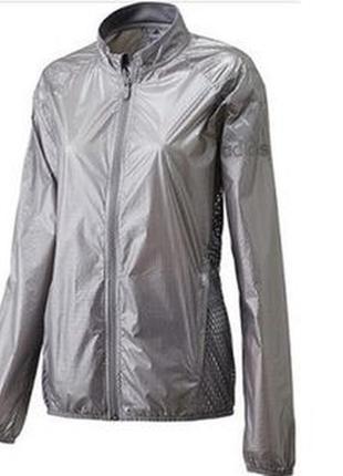 Оригинальная куртка ветровка adidas