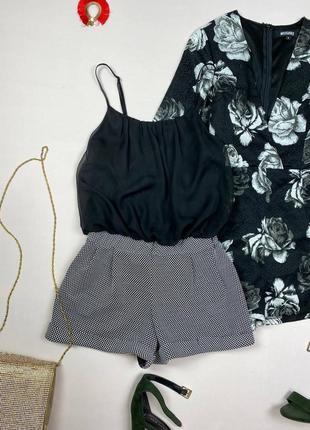 Комбинезон с шортами cameo rose