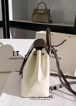 Рюкзак кожанный2 фото