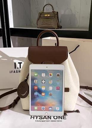 Рюкзак кожанный3 фото