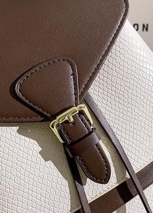 Рюкзак кожанный4 фото