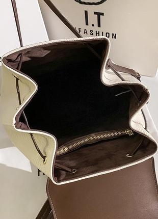 Рюкзак кожанный7 фото