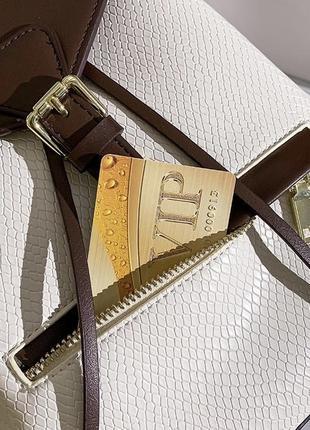 Рюкзак кожанный8 фото