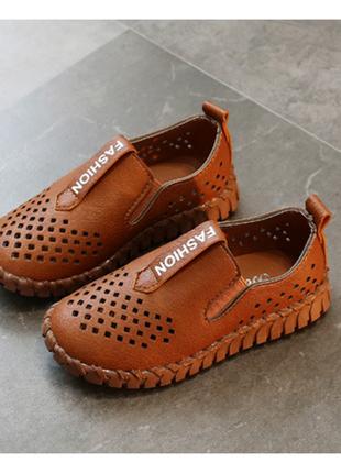 Туфлі дитячі дихаючі  . літні туфлі