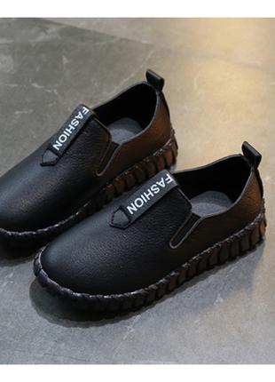 Туфлі дитячі pu-шкіра fashion