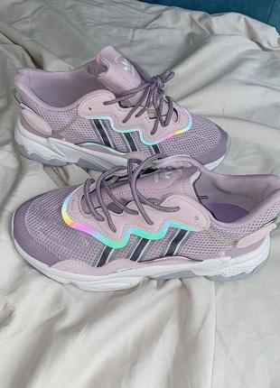 Ad1das ozweego purple спортивні кросівки