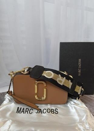 Marc jacobs snapshot , сумка клатч