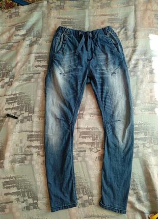 Джоггеры,джинсы.