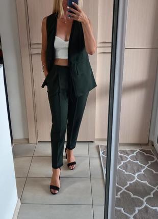 Костюм брюки, штаны,жилет