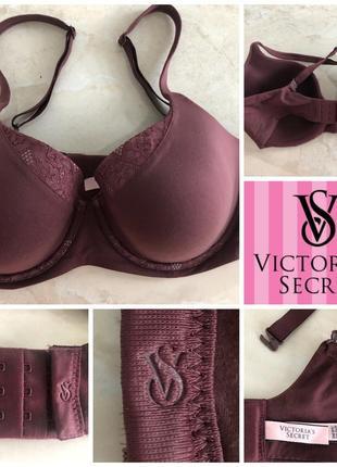 Бюстгальтер victoria's secret 34ddd/75g