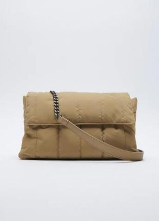 Оригинальная сумка zara с бирками