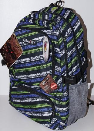 Школьный рюкзак gravity