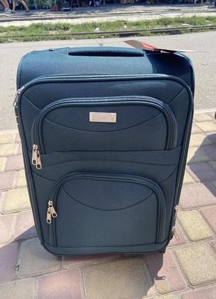 Акция !!!надёжный чемодан на 2 колеса,валіза ,вместительный ,дорожная сумка5 фото